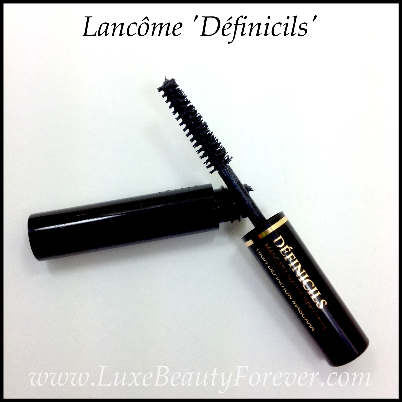Lancôme 'Définicils' & 'Hypnôse' Mascara + 'Cils Booster XL' Base ...