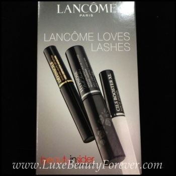 Lancôme 'Définicils' & 'Hypnôse' Mascara + 'Cils Booster XL' Base
