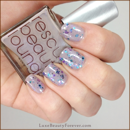 Rescue Beauty Lounge 'Be Humble' + Lynnderella 'Magic Fairy Stars'