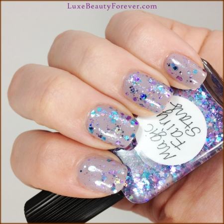 Rescue Beauty Lounge 'Be Humble' + Lynnderela 'Magic Fairy Stars'