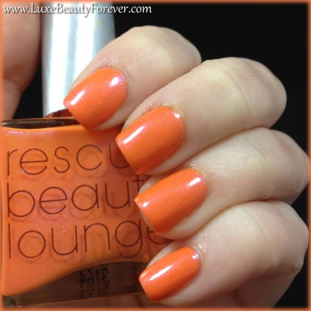 Rescue Beauty Lounge 'Nails and Noms'