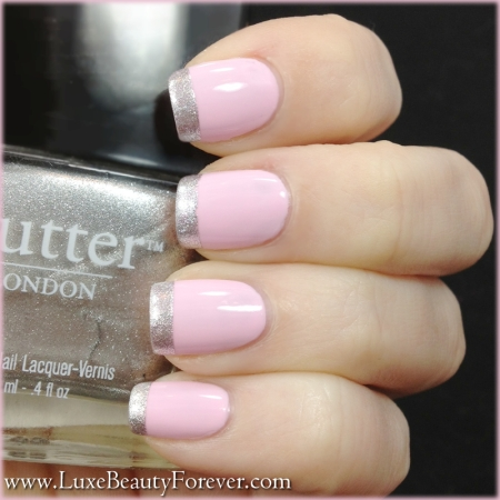 butter London 'Teddy Girl' + butter London 'Diamond Geezer'