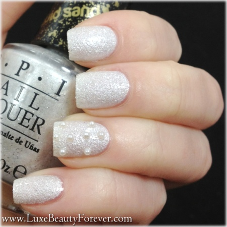 OPI Liquid Sands 'Solitaire'